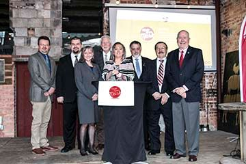 Garland City Council Celebrates &#34Make Your Mark&#34 Campaign Kickoff